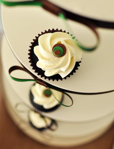 Green Velvet Cupcakes 2