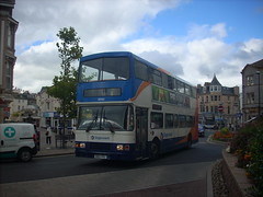 16062, Teignmouth, 24/09/10 (aecregent) Tags: volvo 11 teignmouth olympian 16062 r162vpu stagecoachsouthwest 240910