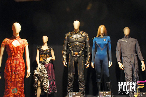 20th Century Fox 75th Anniversary Exhibition - Costume Display