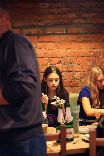 Кафе Блогистан, Москва