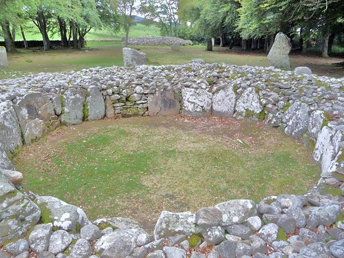 Burial Cairn, Clava
