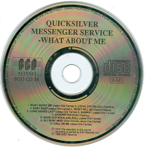Quicksilver Messenger Service What About Me Flickriver: Photoset '...