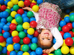 Sama Play (Simple Life.) Tags: colour happy toddler child play balls