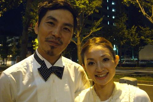 Tsutomu and Masako