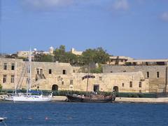 The Pheonica Replica in Malta 25.09.2010 (anspics) Tags: view malta valletta phoenicia taxbiex 600bc maneolisland