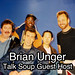 Brian Unger with texst