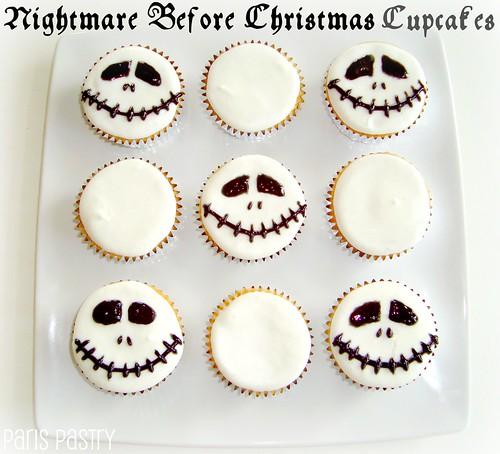 圣诞蛋糕前的噩梦