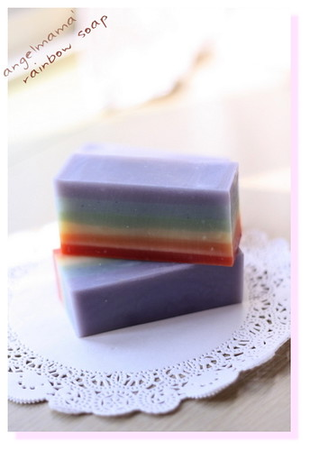 教學蛋糕皂 015