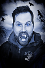Fear or scary (rmtx) Tags: uk blue trees cold bird birds tooth beard ian death scotland scary twilight edinburgh kill darkness vampire teeth fear evil scottish folklore dracula wrong bleu help fantasy wicked haloween killer sin horror demon devil bite undead nightmare crow afraid scared blau fangs openmouth dying crows raven zip sinner myth nasty fang ravens phyllis taboo vampirism satanic cyanotype blackfordhill mortality vampir homosexuality mythological rememberme bloodlust monthlytheme 6x4 bloodsucking forgetmyfate thevampyre unesemainedebont   abouttokillme ucallmemadam wheniamlaidinearth