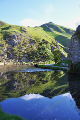 Dovedale and the Stepping Stones (JRT ) Tags: trees wallpaper sky people sun reflection grass stone river nikon rocks peakdistrict hill sunny steppingstones dovedale d90 johnwarwood flickrjrt