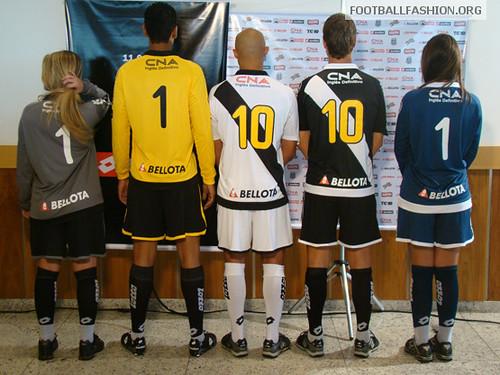 Ponte Preta Lotto 110th Anniversary 2010 Kits / Camisas