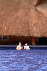 Barcelo Maya Palace (ksbuehler) Tags: mexico shift cancun tilt mamiya645 mirex m645 barcelomayapalace 80mmf19n