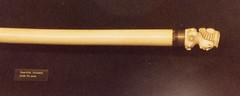 Gemeentemuseum, Den Haag, musical instrument collection, transverse flute (groenling) Tags: wood woman holland netherlands nederland denhaag flute carving bust nl gemeentemuseum thehague vrouw hout woodcarving buste traverso fluit houtsnijwerk snijwerk