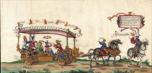 Triunfo del Emperador Maximiliano I (12)