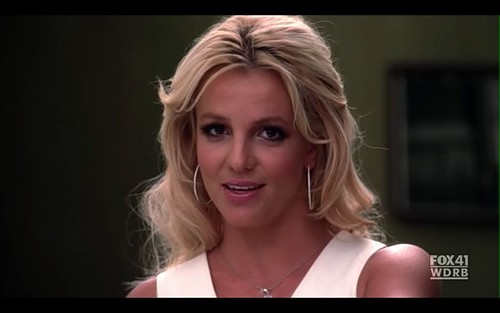 glee(britney episode).