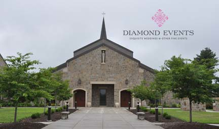 St. Marys Catholic Church Wedding