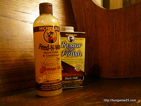 Howard Refinishing Products