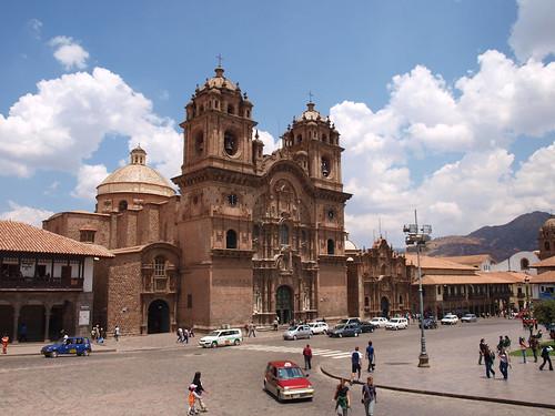Plaza de Armas - Iglesia Jesuitas (2)
