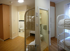 Times Hostel Dormitorio feminino