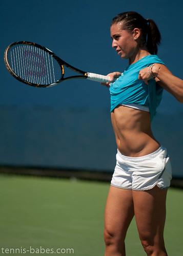 Pennetta Tennis Babe