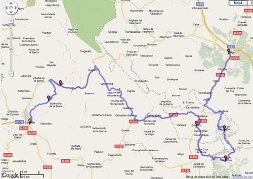 Cuenca y los Puertos de Teruel 5044683847_57e82b9b1c