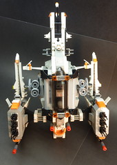 P1020390 (SuperHardcoreDave) Tags: fighter lego space future starcraft starship moc spacefighter