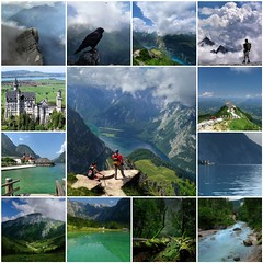 My best of Bavaria - Germany (Bn) Tags: mountains promotion bayern bavaria berchtesgaden fdsflickrtoys topf50 bestof collection eaglesnest kehlsteinhaus alpen neuschwanstein topf100 jenner zugspitze knigssee stbartholom wimbachtal 100faves 50faves mywinners abigfave bestofgermany bestofbavariagermany promotinggermany