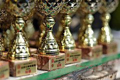 Trophies (Ma Michael) Tags: sports bike race hongkong cycling nikon 85mm snap nikkor taipo sciencepark   d700  nikonafnikkor85mmf14dif hongkongcyclingcriteriumrace