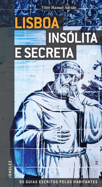 Capa Lisboa Insólita e secreta