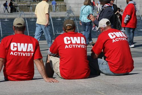 CWA 'Activists'