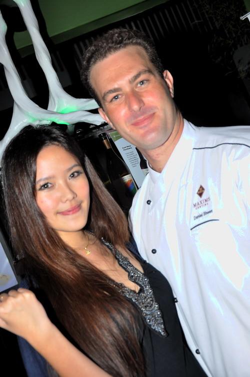 Chef Daniel Sheen