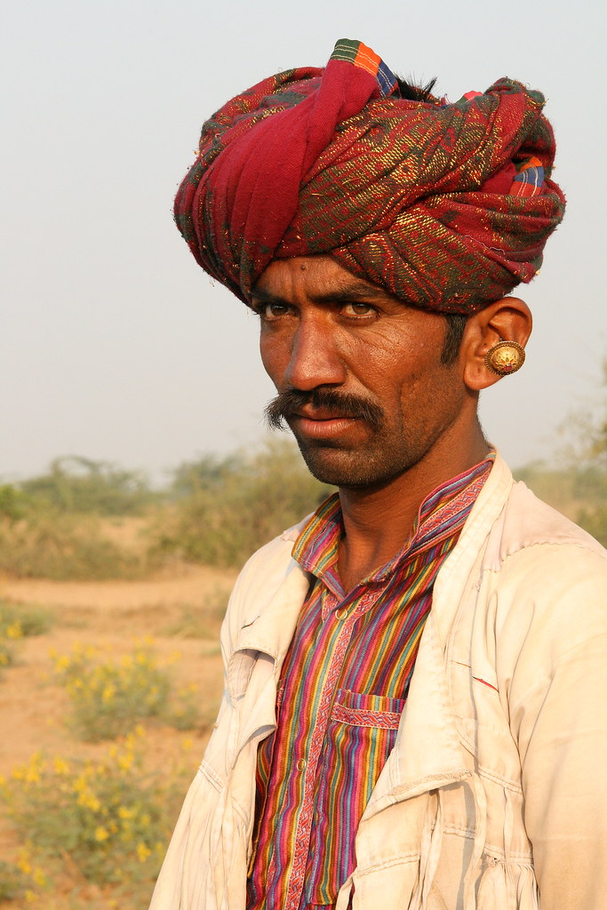 Tribal fantasy in Gujarat - India