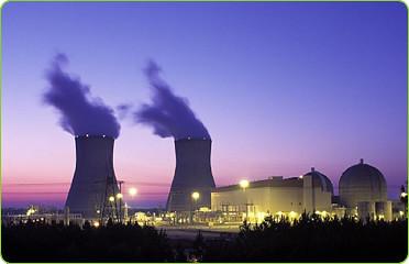 Vogtle nuclear power plant, Georgia, USA