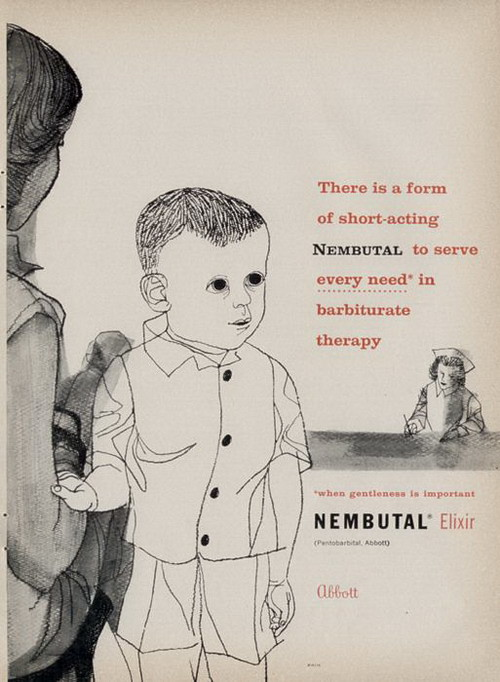 There is a form of Nembutal to serve every need in barbiturate therapy... including fun size!