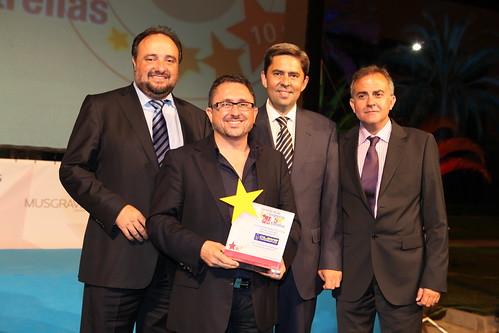 """Clave Informática consigue el premio """"Empresas UMH 5 Estrellas"""""""