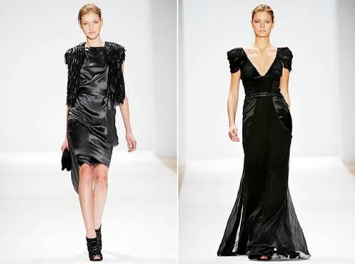 foto de vestido para festa 2011