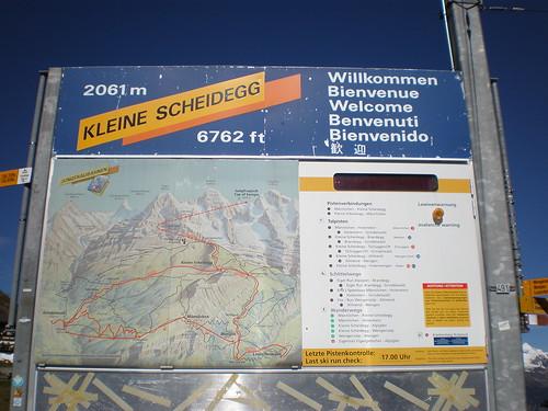 Kleine Scheidegg / Eiger Nordwand