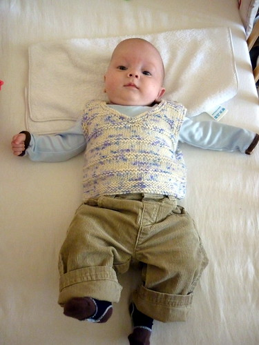 Thomas - 3 months - 07/10/2010