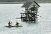 Fishermen at Tagbilaran, Bohol, Philippines (David B. - just passed the 5 million views. Thanks) Tags: boy sea mer fish beach island boat village sony philippines bohol poisson visayas 70300 70300g sonyalpha700 baroto sony70300gssm