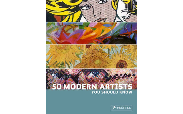 50-Modern-Artists-You-Should-Know
