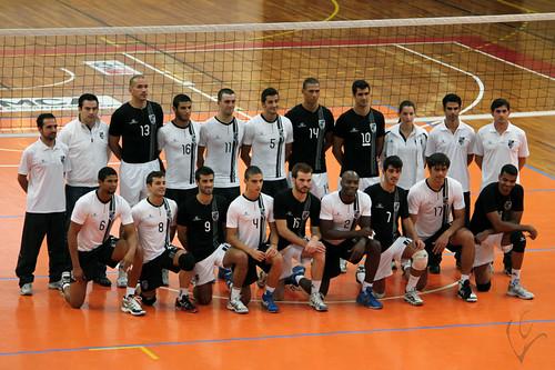 Voleibol: Seniores Masculinos