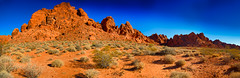 Valley of Fire Pano (c_1_bass) Tags: valleyoffire sandstone desert nevada redrock