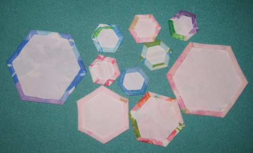 the backs of my hexies