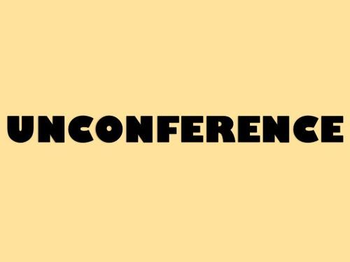 Buzzword Bingo: Unconference