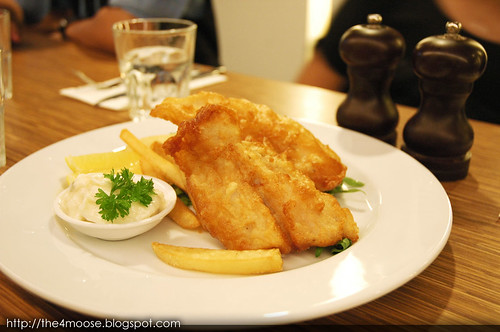 Jolly Frog - Fish and Chips