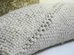 First triloom shawl