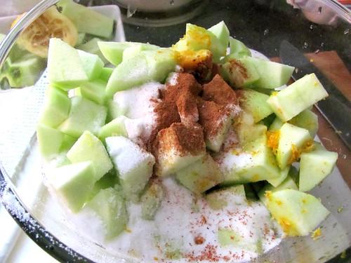 Ina Garten Barefoot Contessa's Old-Fashioned Apple Crisp