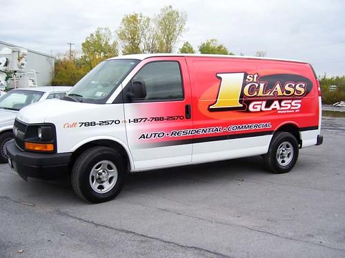 1st class van 2