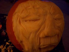 021 (Chad Maybray) Tags: halloween pumpkin carvings