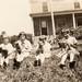 abt 1930, Gladys Nicholson, Myrtle & Lenore Nelson, Doris Nicholson
